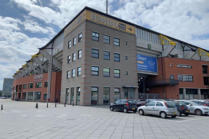 Stadionstraat 1 c, Breda