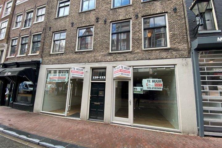 Utrechtsestraat 110 -112, Amsterdam
