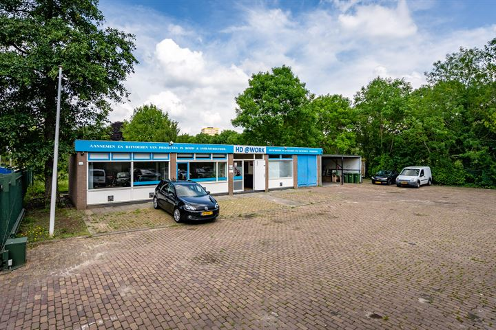 Tristanweg 22, Rotterdam