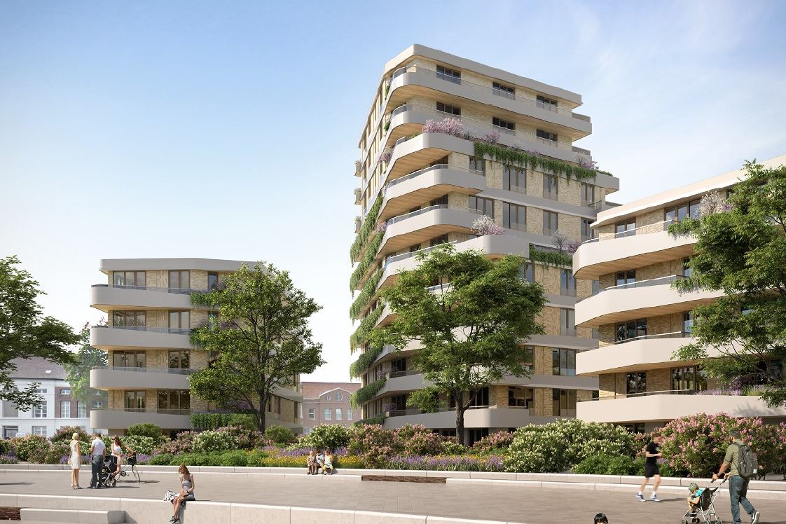 Bekijk foto 1 van Kanaalboulevard (Bouwnr. 63)