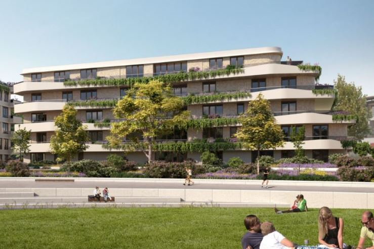 View photo 1 of Kanaalboulevard (Bouwnr. 64)