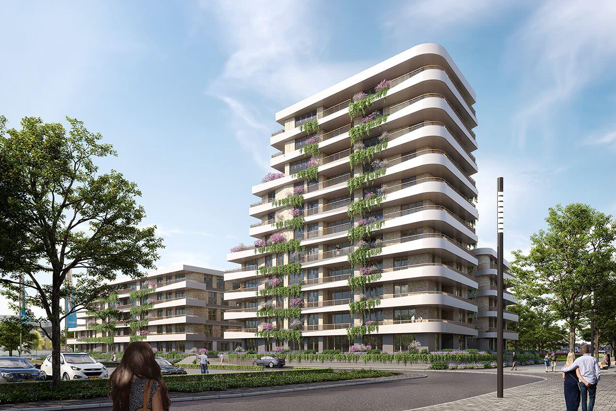 Bekijk foto 1 van Kanaalboulevard (Bouwnr. 19)