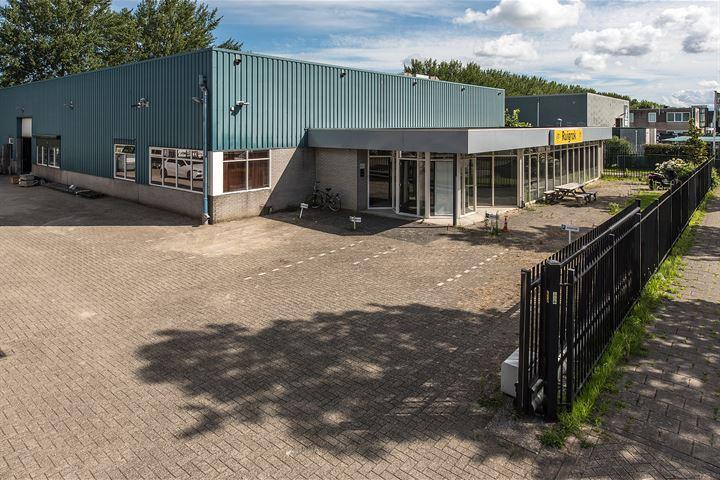 Televisieweg 58, Almere