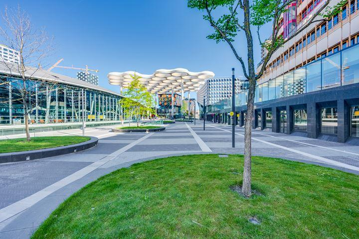 Utrecht, Stationsplein foto
