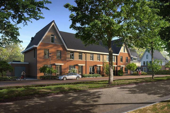 Hoekwoningen bwnr 6 | Hof Lindebeek (Bouwnr. 6)