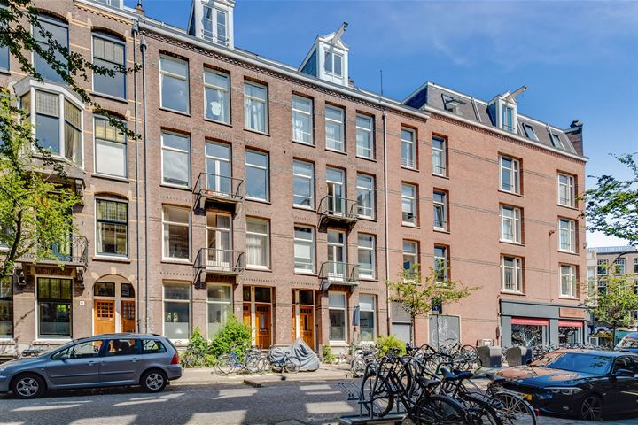 Wouwermanstraat 2 IV