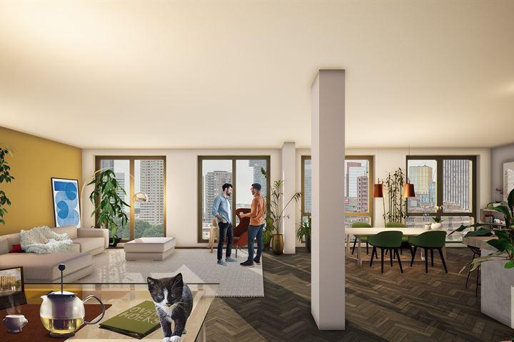 Panorama appartementen (Bouwnr. 62)