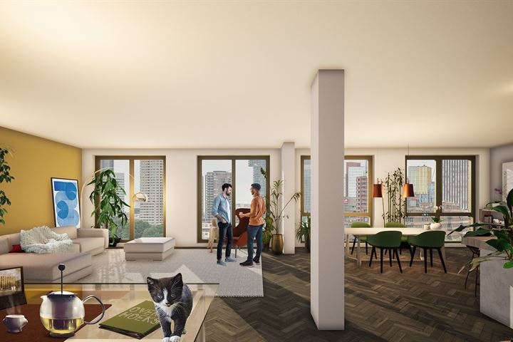 Panorama appartementen (Bouwnr. 63)