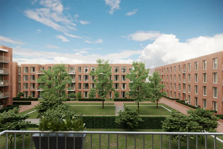 Kloosterstraat - Appartement Type 2