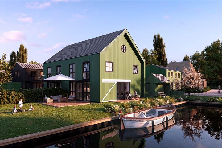 Modern barn style houses (Bouwnr. 2.38)