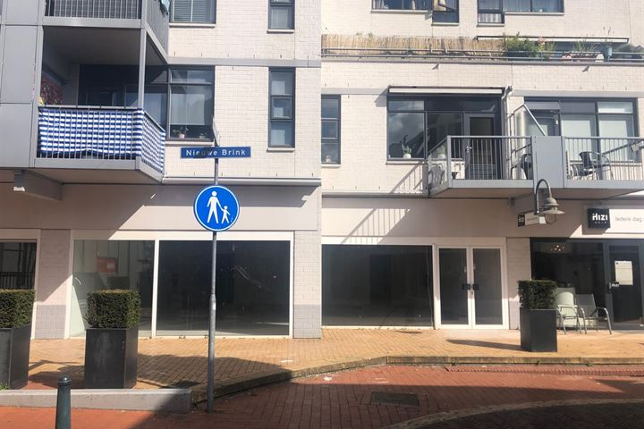 Nieuwe Brink 133 -135, Bussum