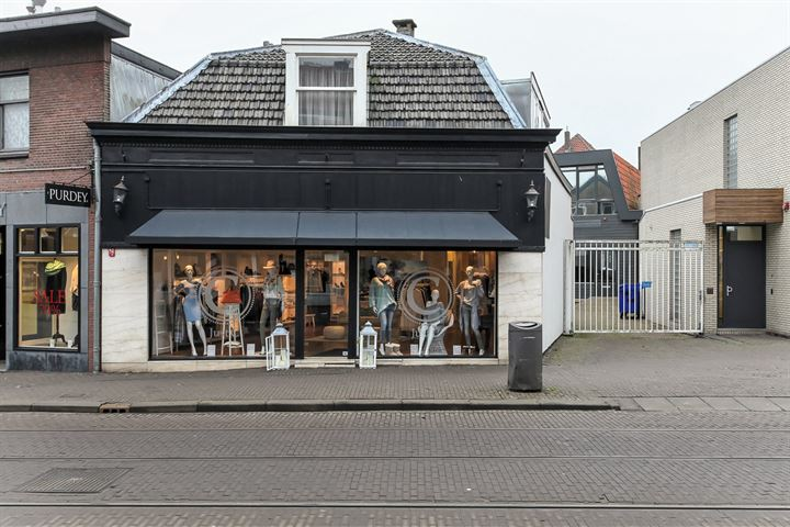 Bergse Dorpsstraat 86, Rotterdam