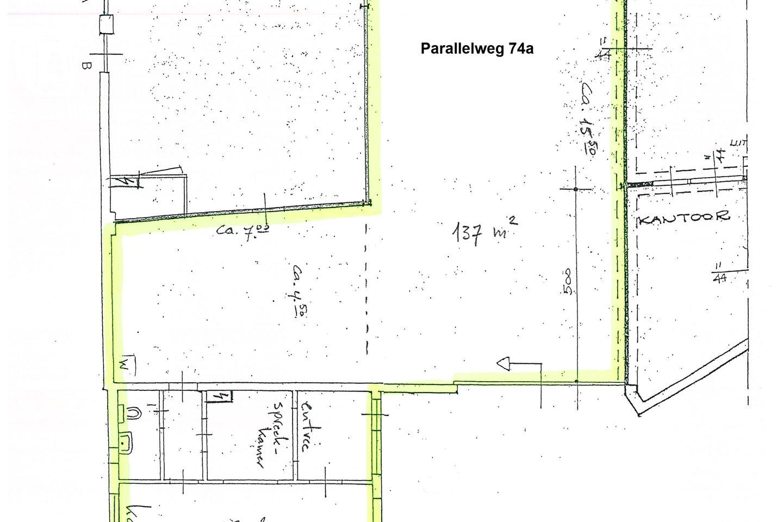 Bekijk foto 2 van Parallelweg 74 a-74 b