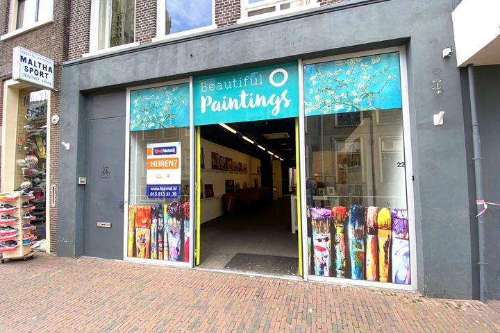 Oude Langendijk 22, Delft
