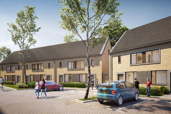 Hooghof | Goudvisstraat Eindhoven | 28 woningen en 9 appartementen