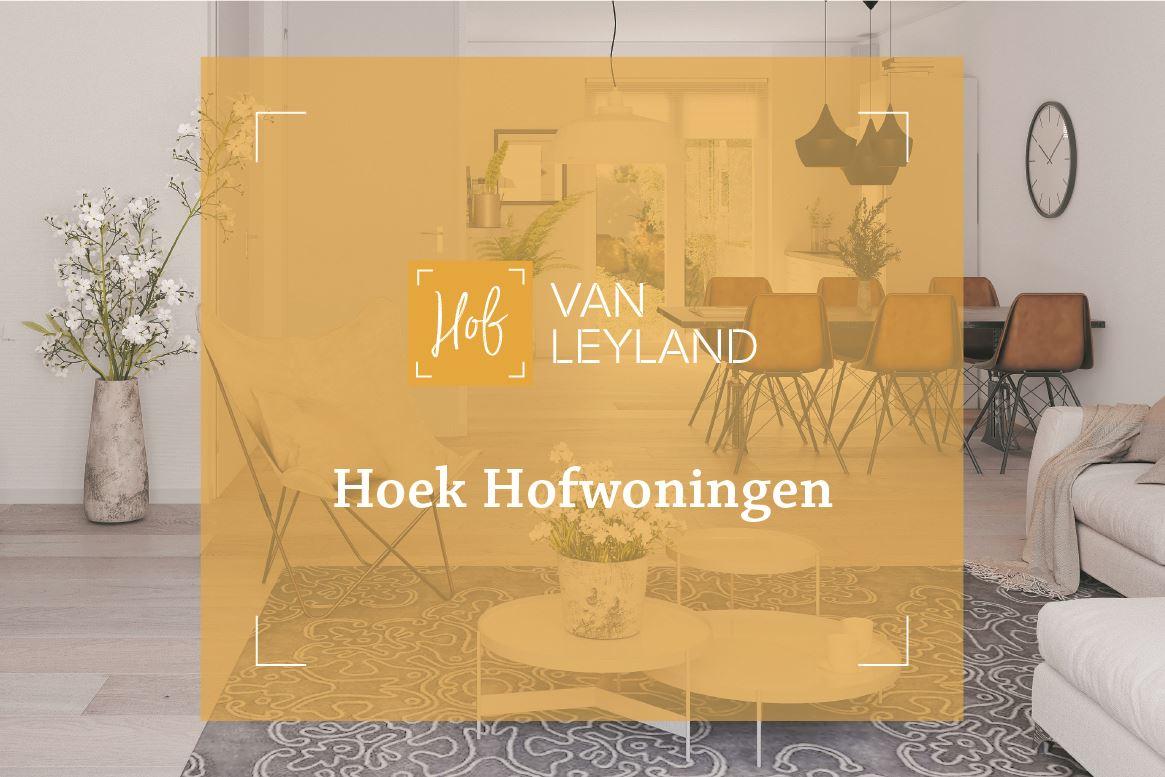 Bekijk foto 1 van Hoek Hofwoningen (Bouwnr. 31)