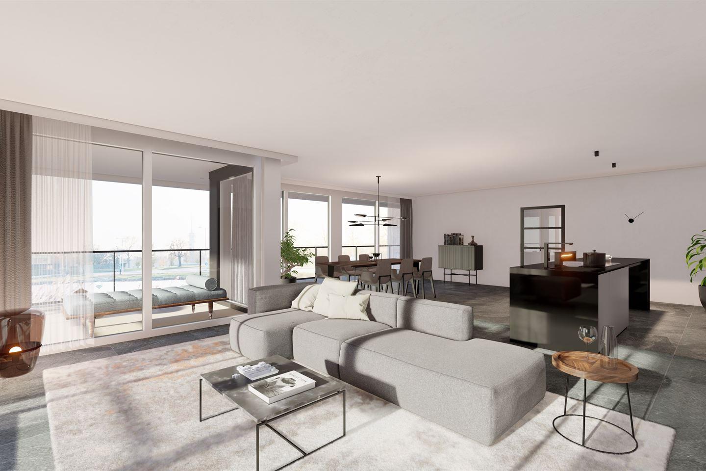 Bekijk foto 2 van Waterzicht / 3 Luxe appartementen 131 m2