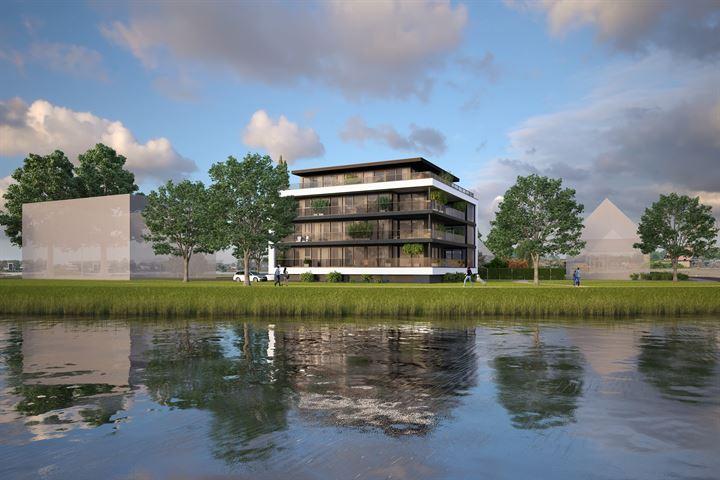 Waterzicht / Luxe penthouse