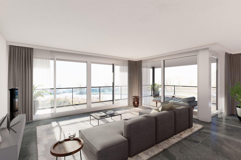 Bekijk foto 3 van Waterzicht / 3 Luxe appartementen 131 m2