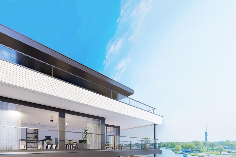 Bekijk foto 5 van Waterzicht / 3 Luxe appartementen 131 m2