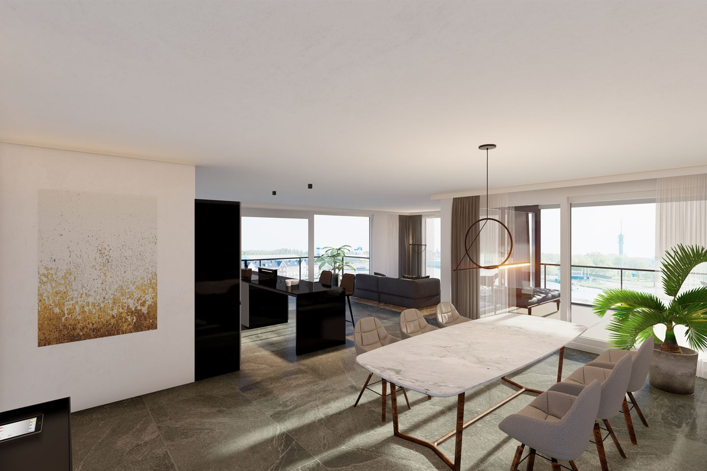 Bekijk foto 3 van Waterzicht / Luxe appartement / bouwnr. 2