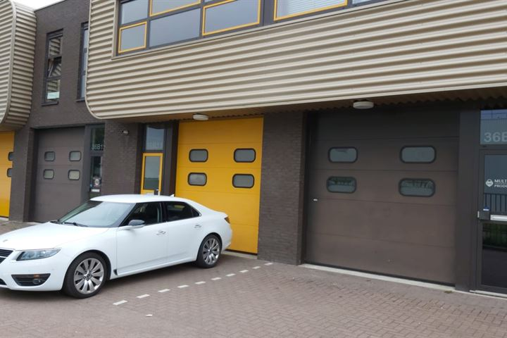 A. van Leeuwenhoekweg 36 B11, Alphen aan den Rijn