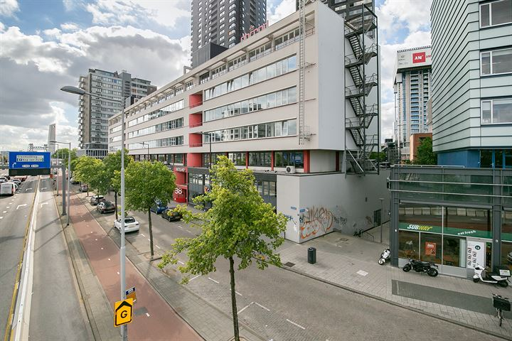 Vasteland 22, Rotterdam
