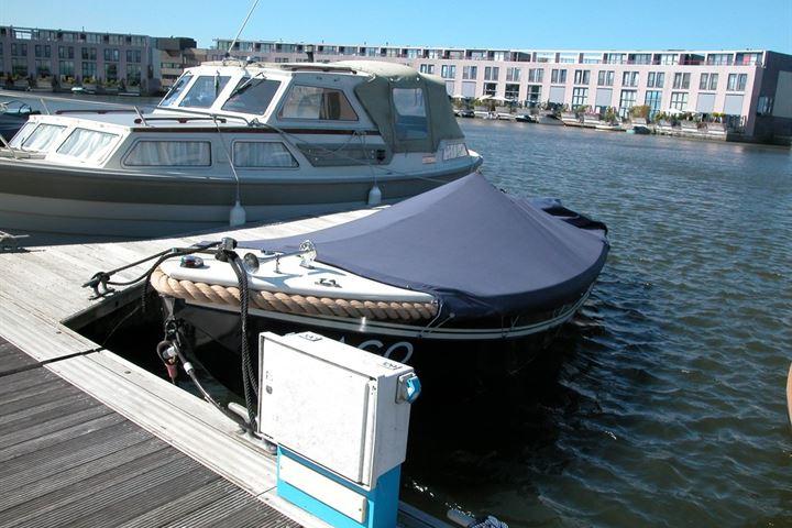 Aquamarin 144 (ligplaats)