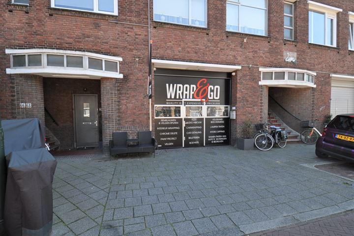 Okkernootstraat 70 -70a, Den Haag