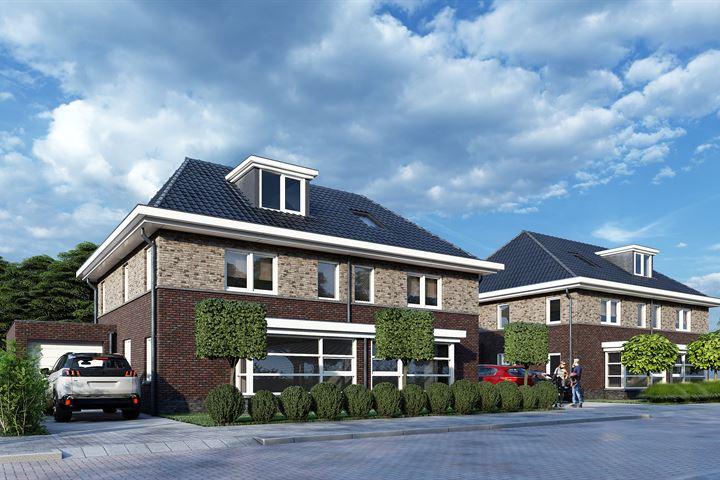 Glasblazerstraat - 4 woningen in Leerdam