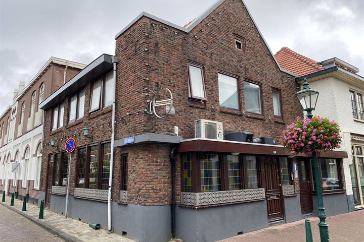 Dorpsstraat 82, Warmond