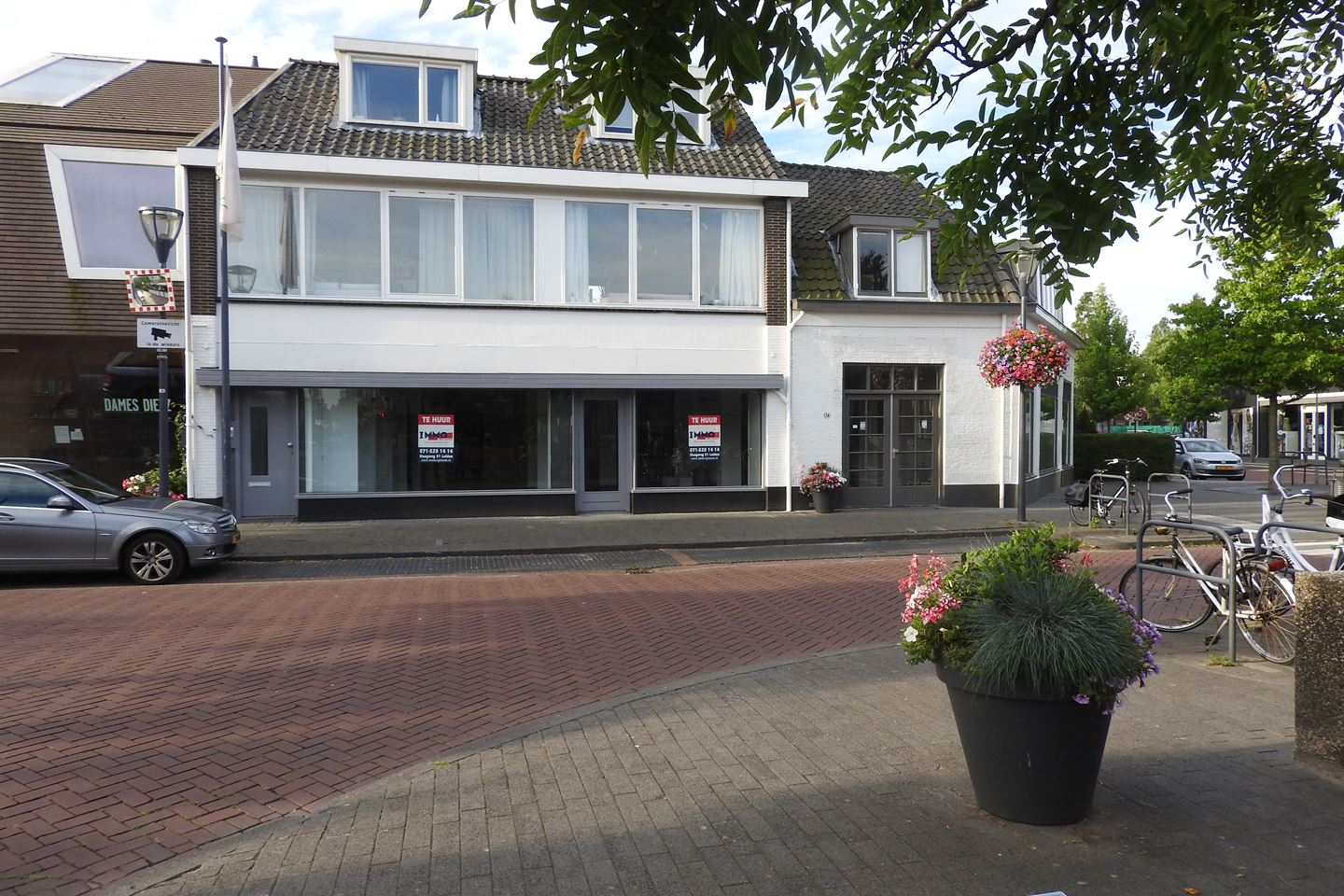 View photo 2 of de Kempenaerstraat 34 -A en B