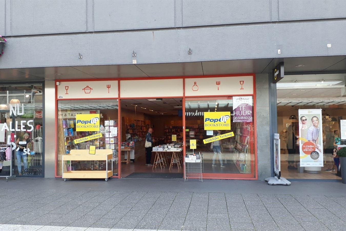 Bekijk foto 1 van Winkelcentrum Woensel 40 a