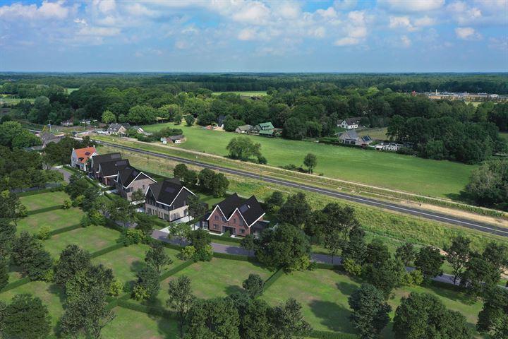 10 woningen in Overbeek