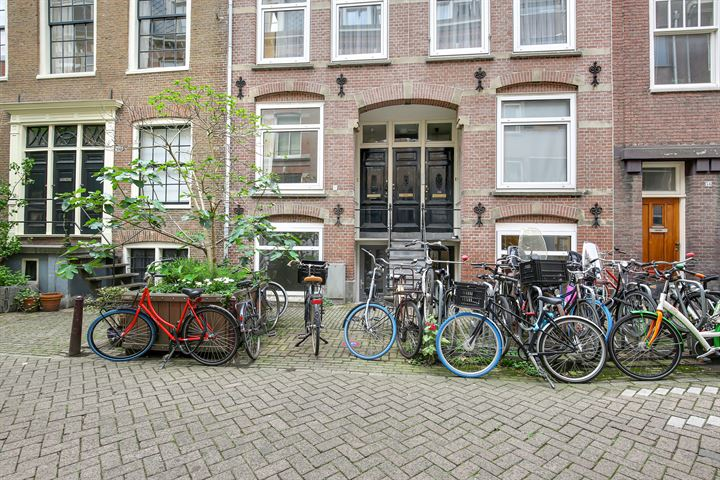 Tweede Weteringdwarsstraat 58 A-H