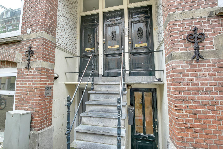 Bekijk foto 3 van Tweede Weteringdwarsstraat 58 A-H
