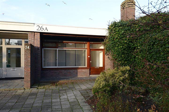 C.van Drosthagenstraat 26 A, Weesp