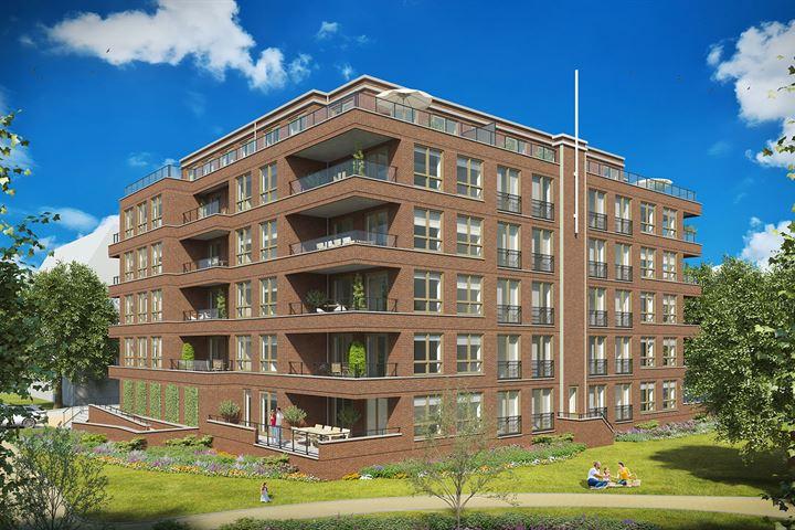 Jozefpark- appartementen