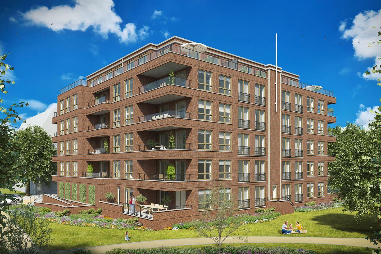 Bekijk foto 1 van Jozefpark - appartementen (Bouwnr. 25)