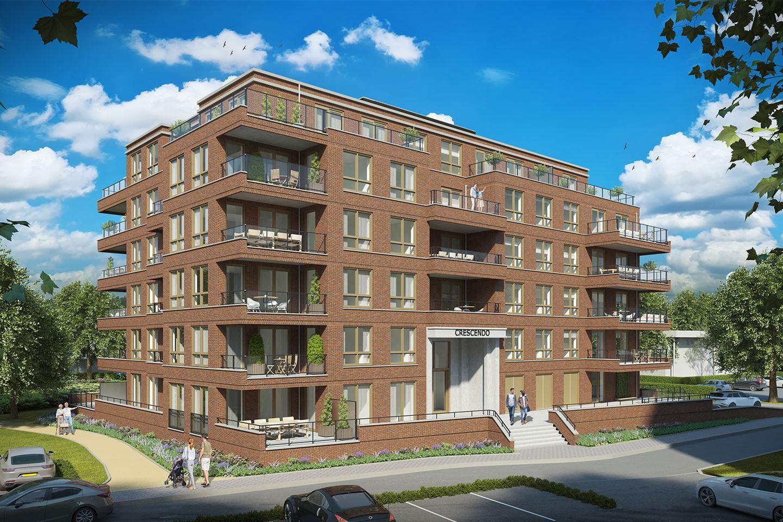 Bekijk foto 2 van Jozefpark - appartementen (Bouwnr. 25)