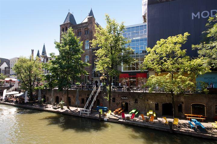 Utrecht, Oudegracht