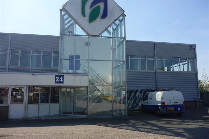 Lakenblekerstraat 24, Aalsmeer