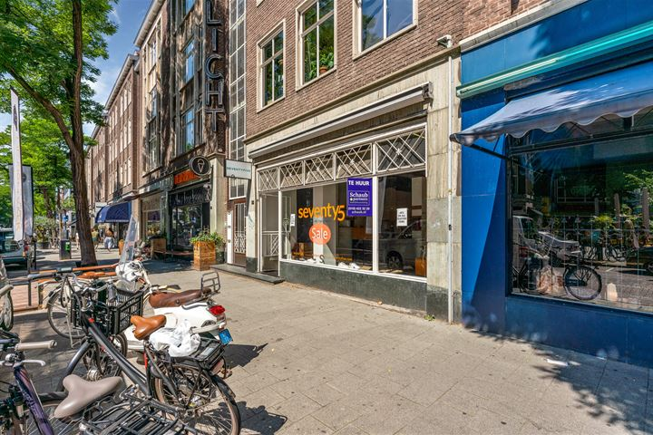 Witte de Withstraat 5 A, Rotterdam