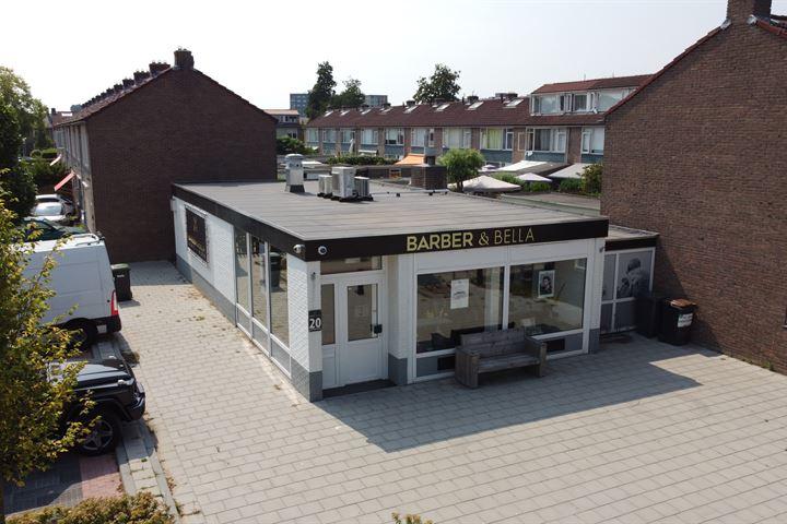 Goudenregenstraat 20, Papendrecht
