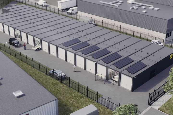 Garagepark Middelburg XXL, Middelburg