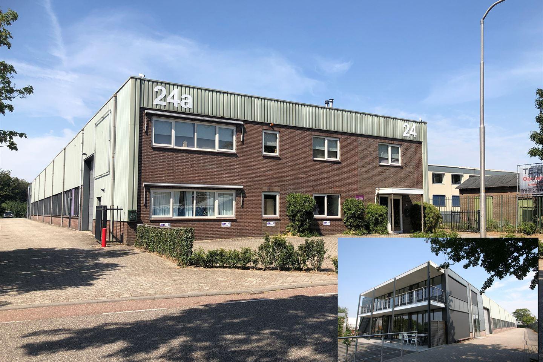 Bekijk foto 1 van Rijnstraat 24 + 24 A