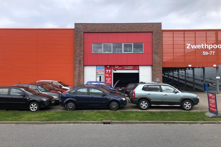 Naaldwijkseweg 77, Wateringen