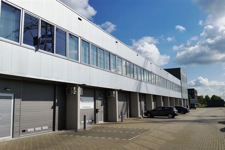 Monitorweg 40, Almere