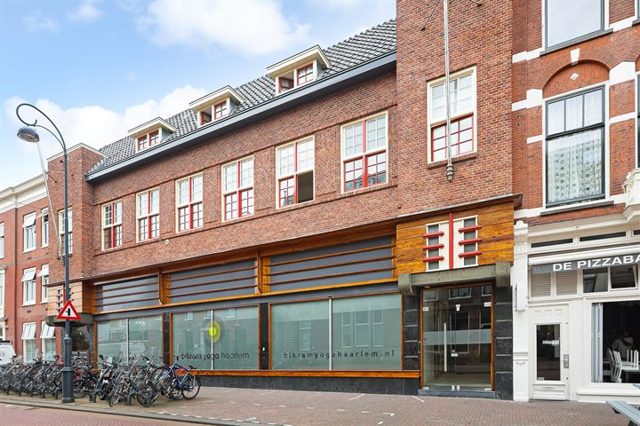 Kruisweg 72 zwart, Haarlem