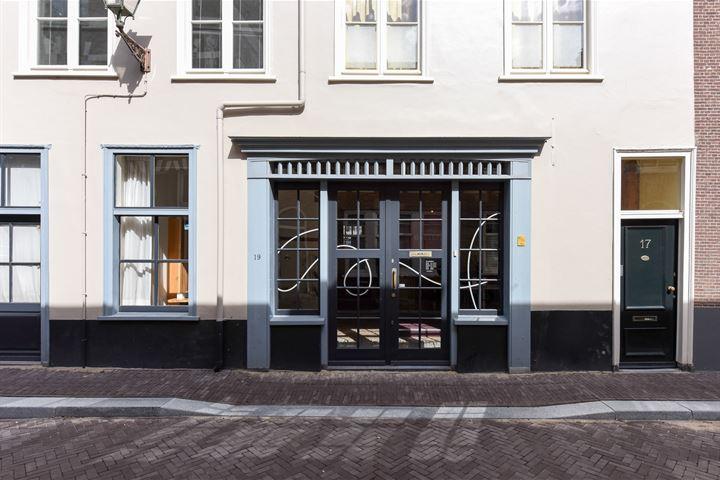 Juffrouw Idastraat 19, Den Haag